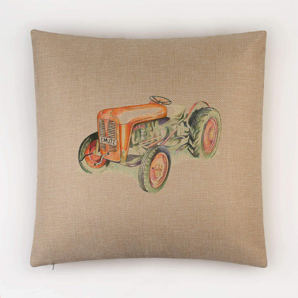 Tractor Cushion - Countryman John