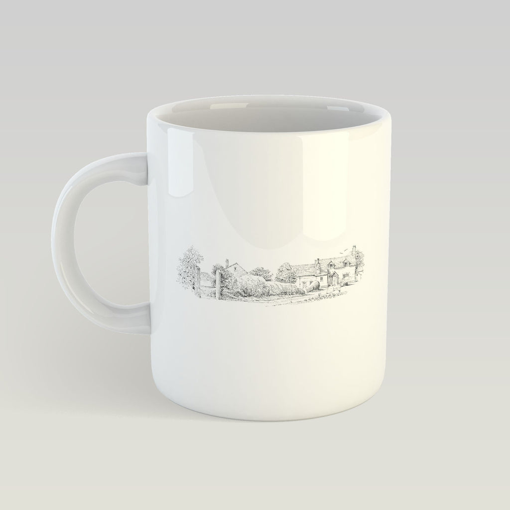 Cottage Garden Mug - Countryman John