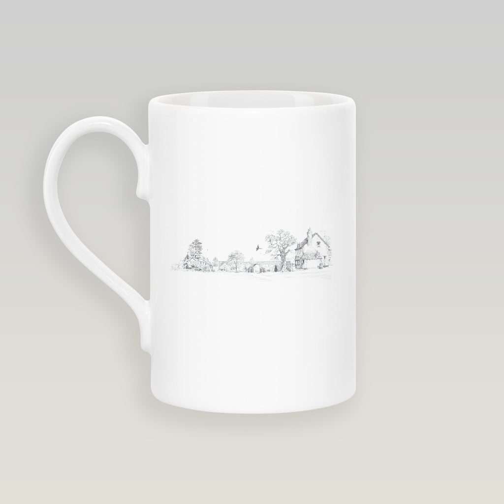 Country Homes Slim Mug - Countryman John