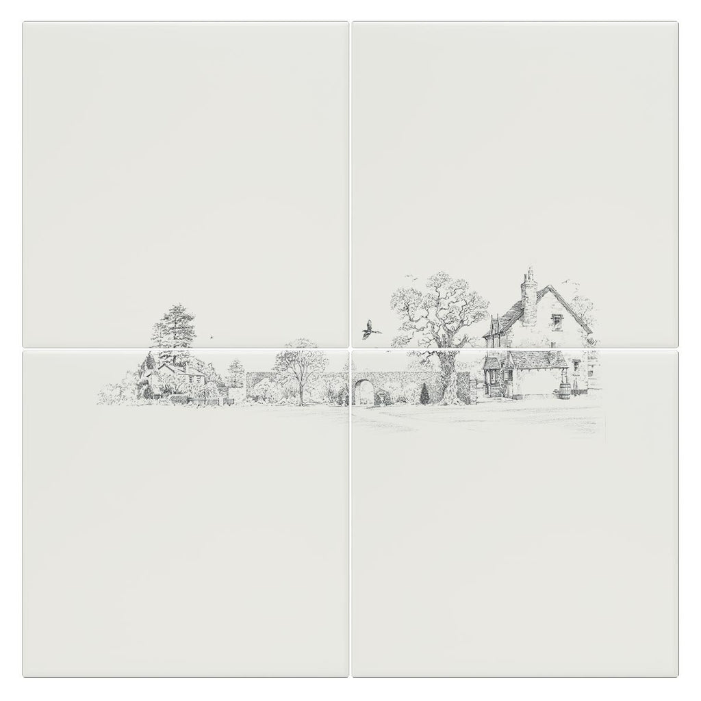 Country Homes Tile - Countryman John