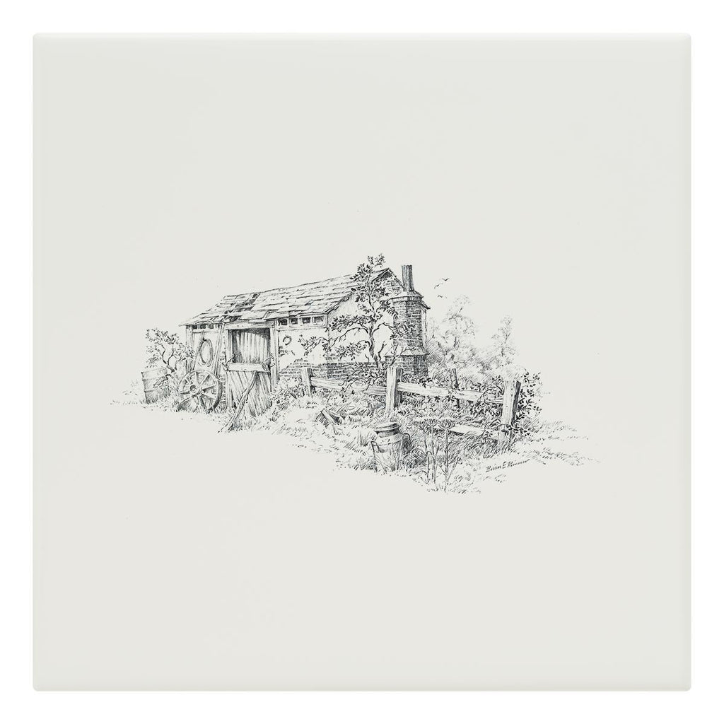 Old Barn Tile - Countryman John