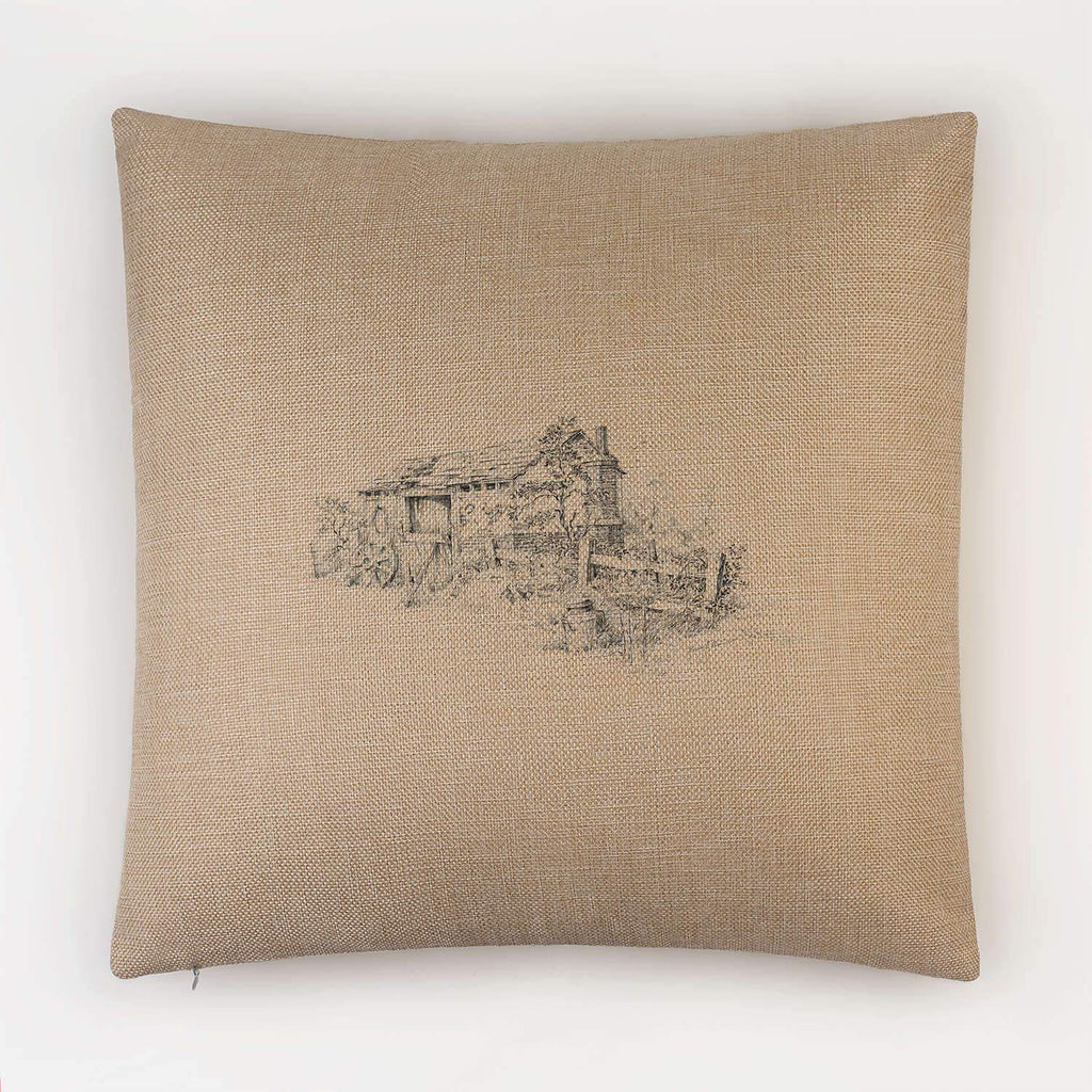 Old Barn Cushion - Countryman John