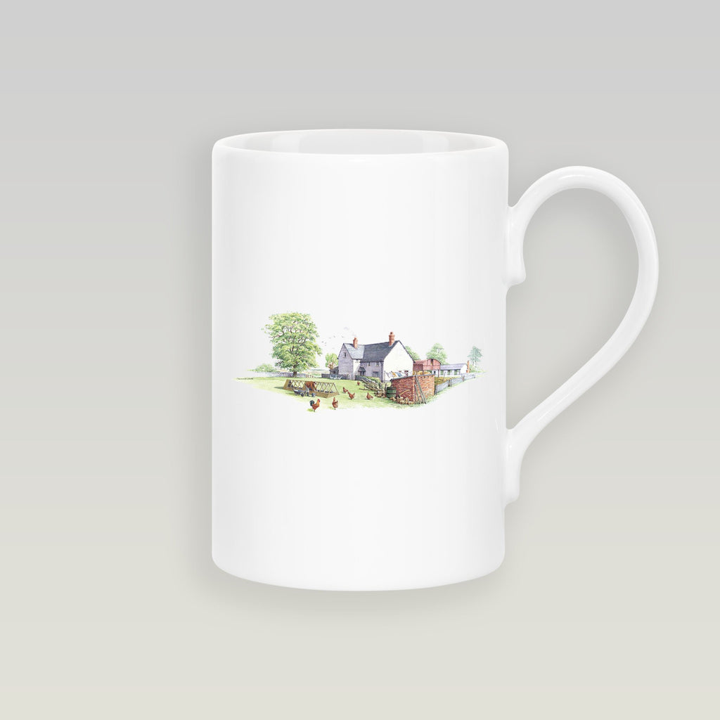Farm House Slim Mug - Countryman John