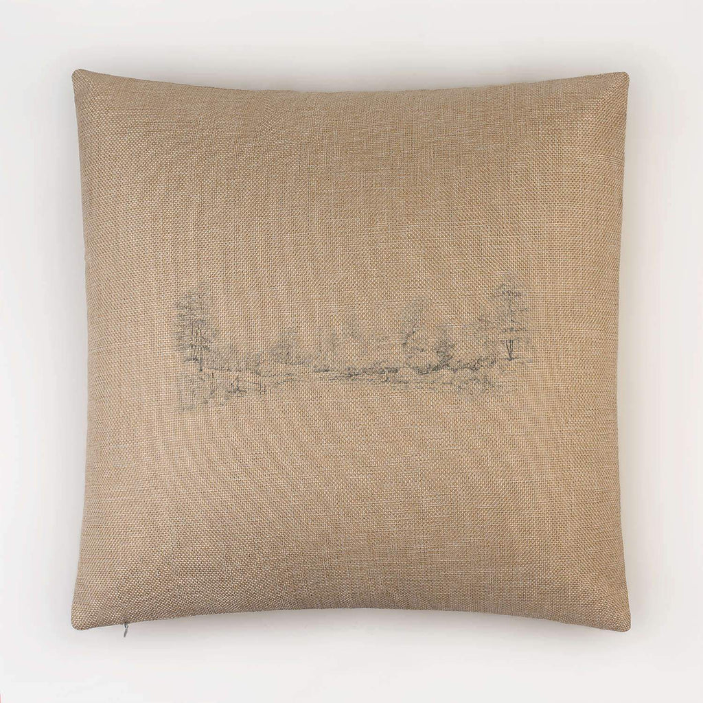 Countryside Panorama Cushion - Countryman John