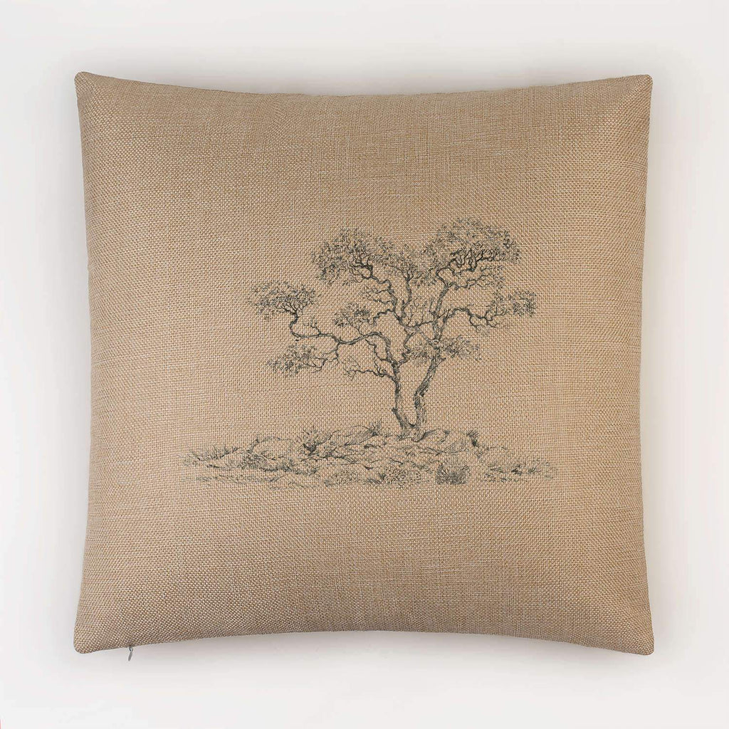 Gnarled Tree Cushion - Countryman John
