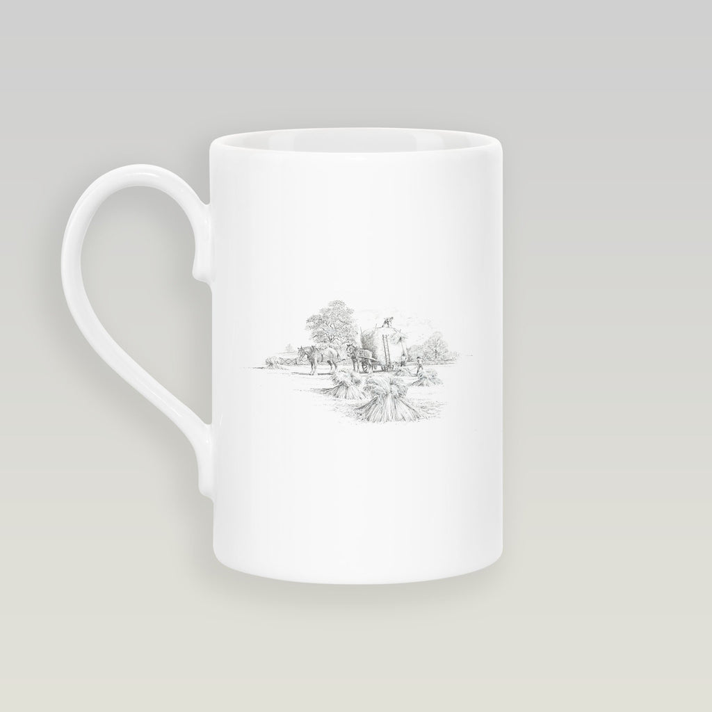 Harvest Time Slim Mug - Countryman John