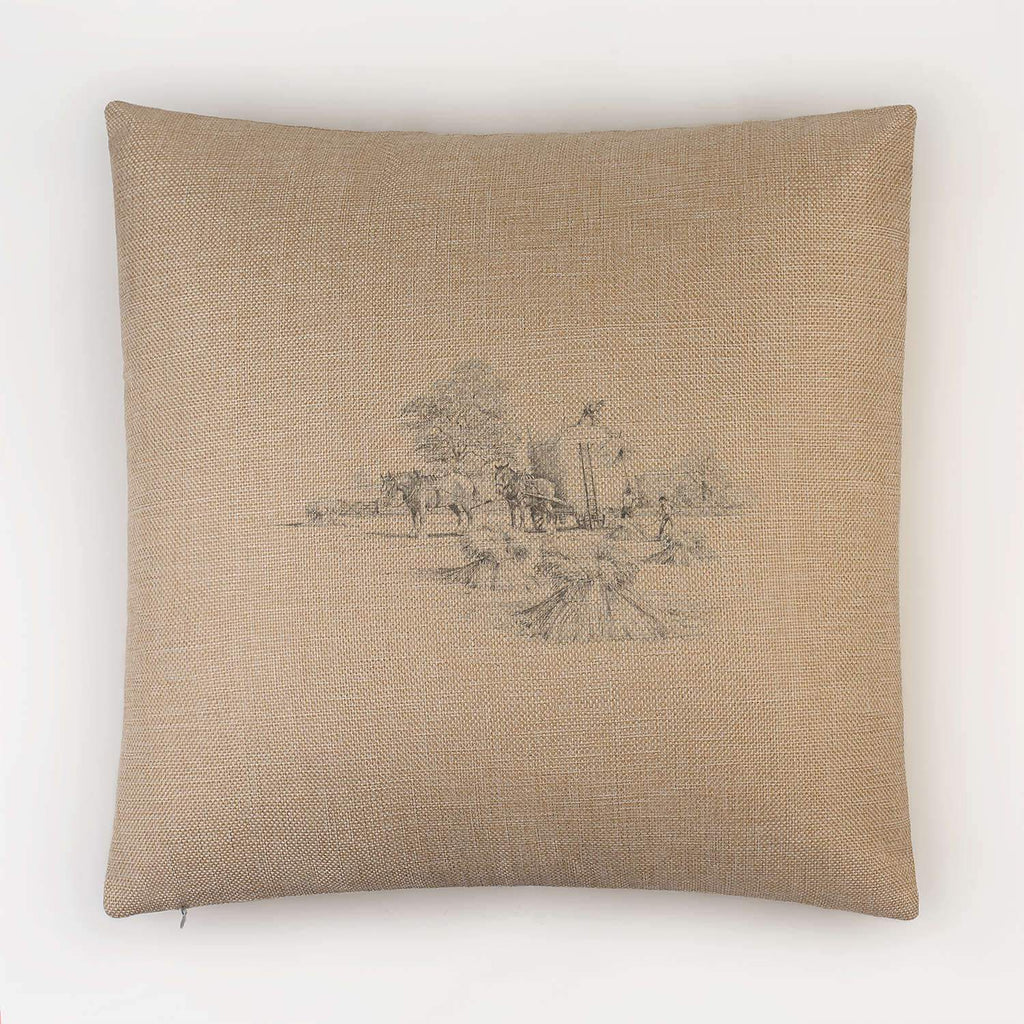 Harvest Time Cushion - Countryman John