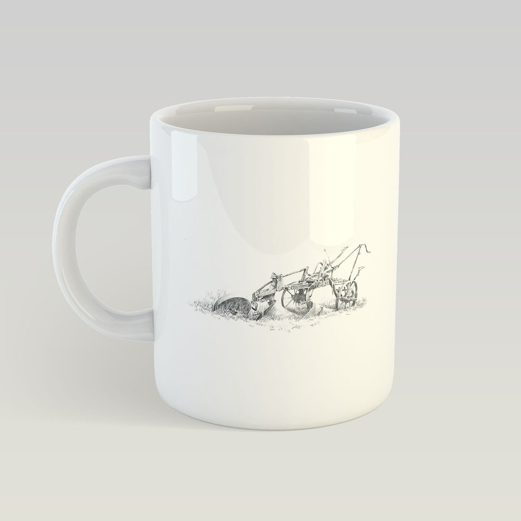 Old Plough Mug - Countryman John