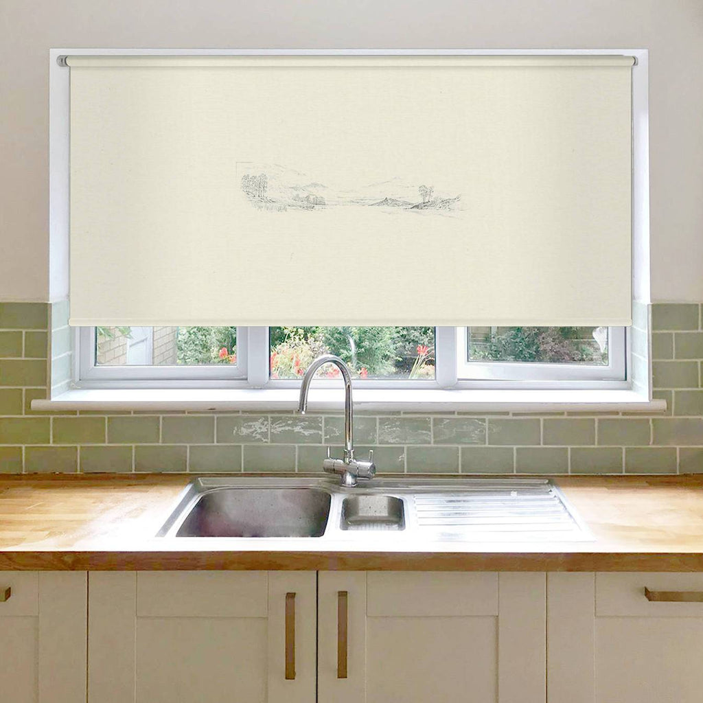 Panoramic Hills Roller Blind