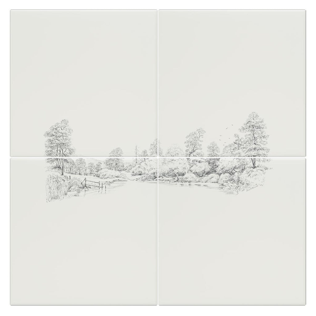 River Bank Tile - Countryman John