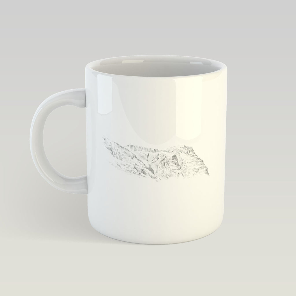 Rock Face Mug - Countryman John