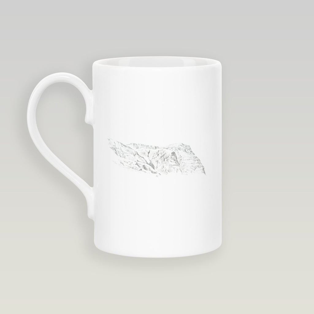 Rock Face Slim Mug - Countryman John