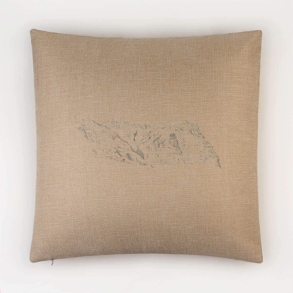 Rock Face Cushion - Countryman John