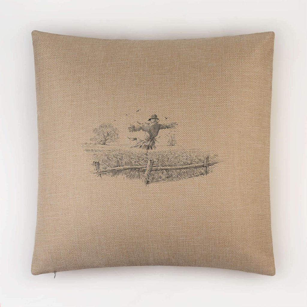 Scarecrow Cushion - Countryman John