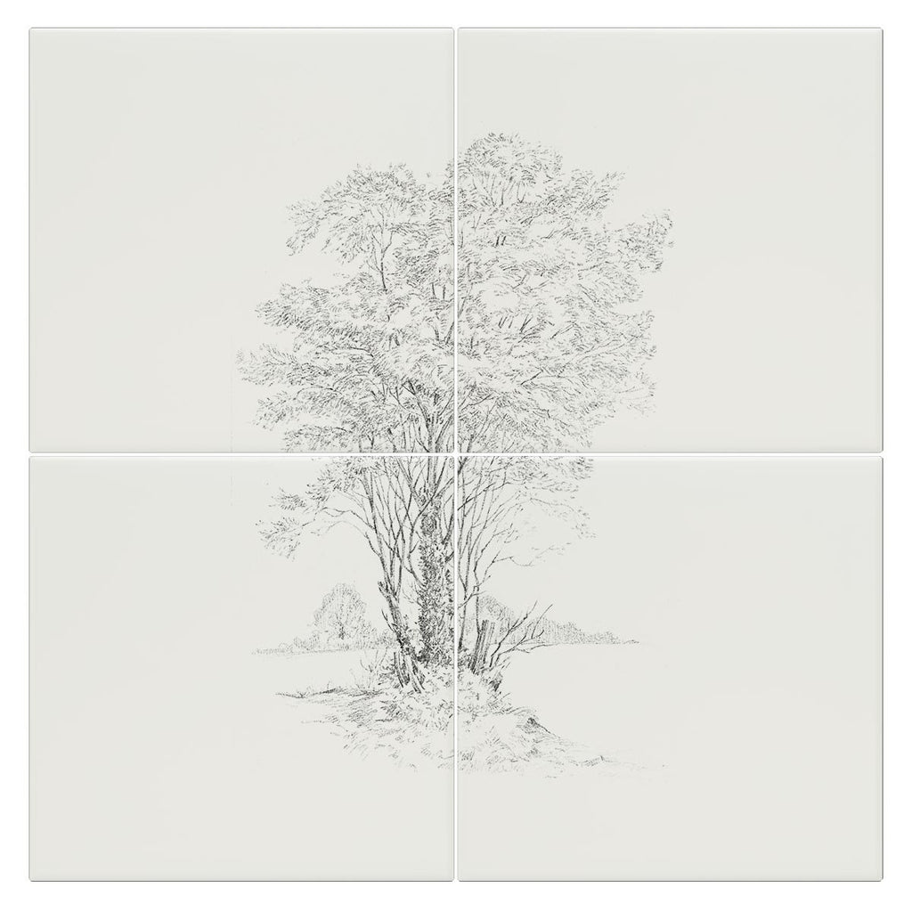 Grand Old Tree Tile - Countryman John