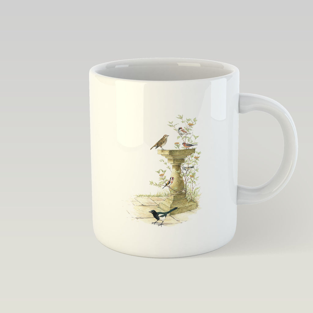 Bird Bath Mug - Countryman John