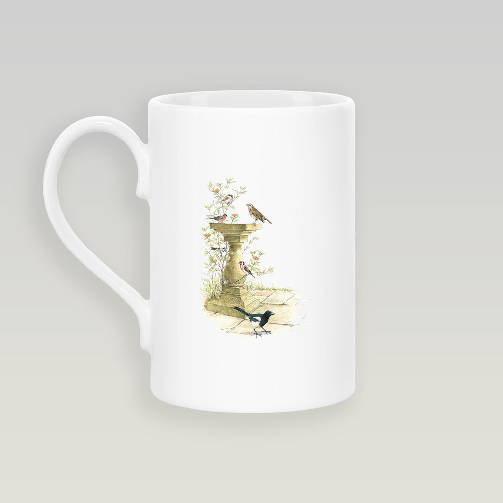 Bird Bath Slim Mug - Countryman John