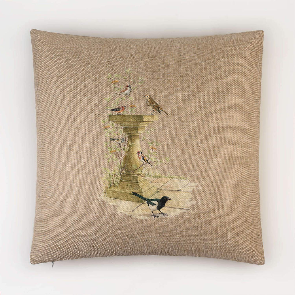 Bird Bath Cushion - Countryman John
