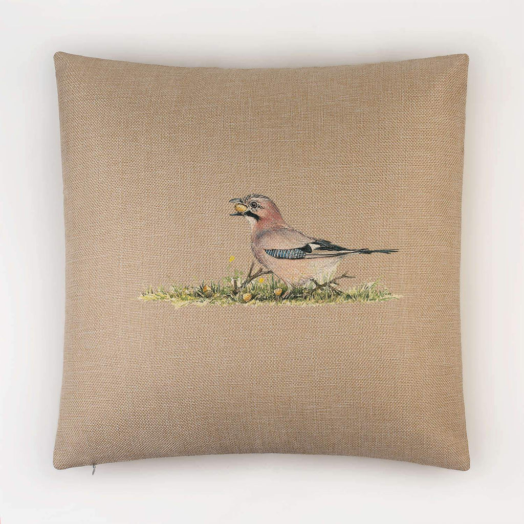 Chaffinch Cushion - Countryman John