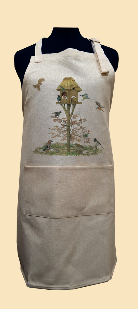 Feeding Birds Apron