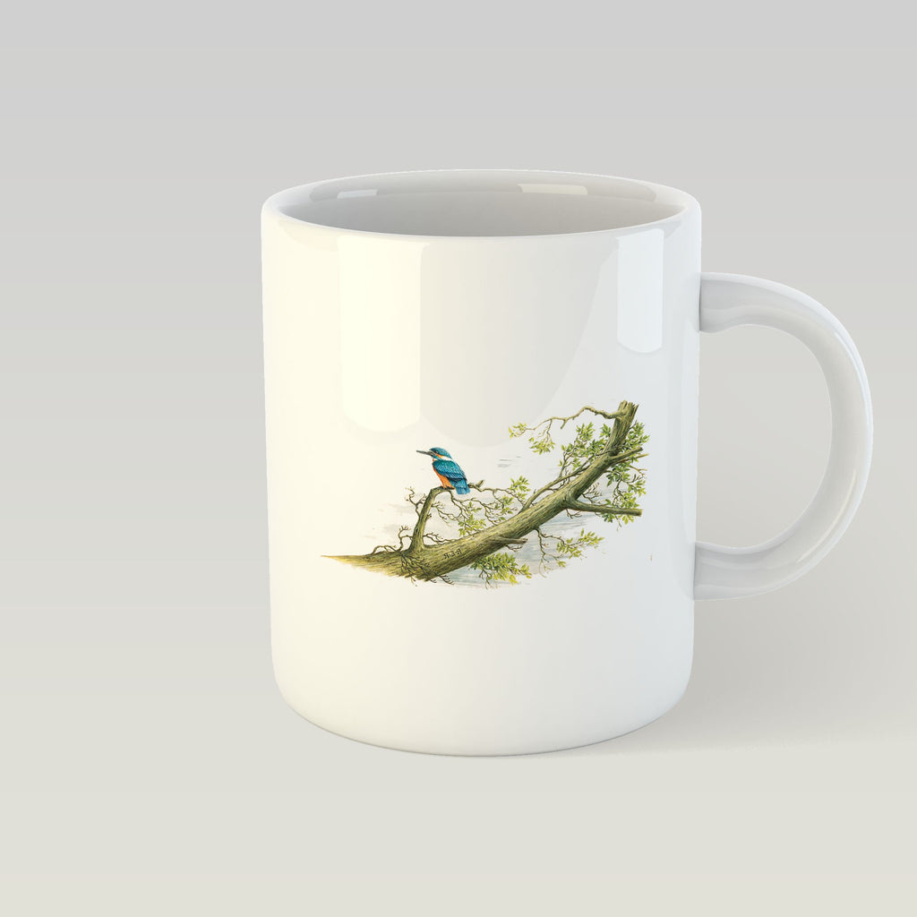 Kingfisher Mug - Countryman John