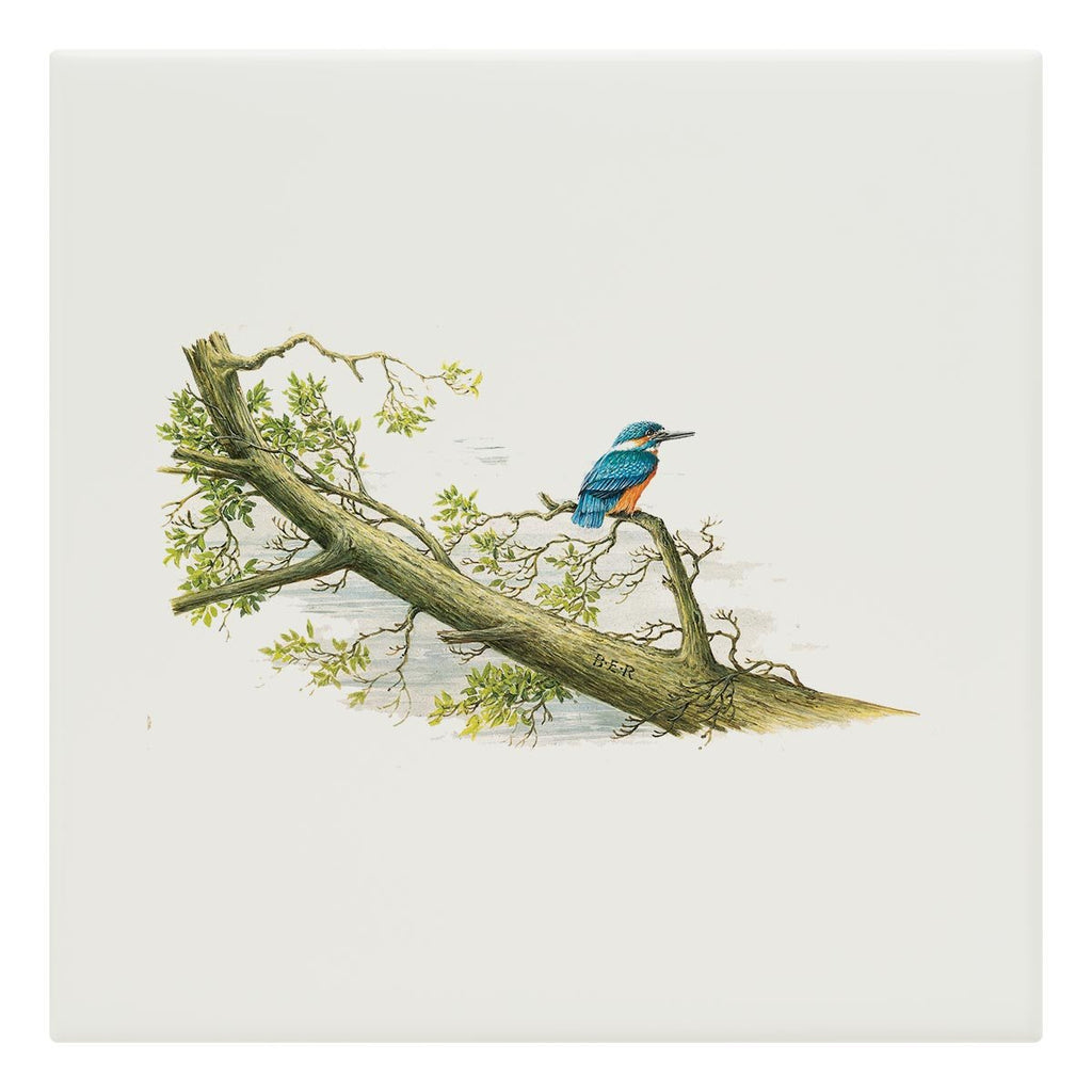 Kingfisher Tile - Countryman John