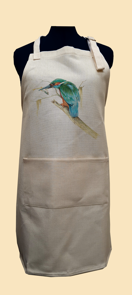 Kingfisher with Catch Apron