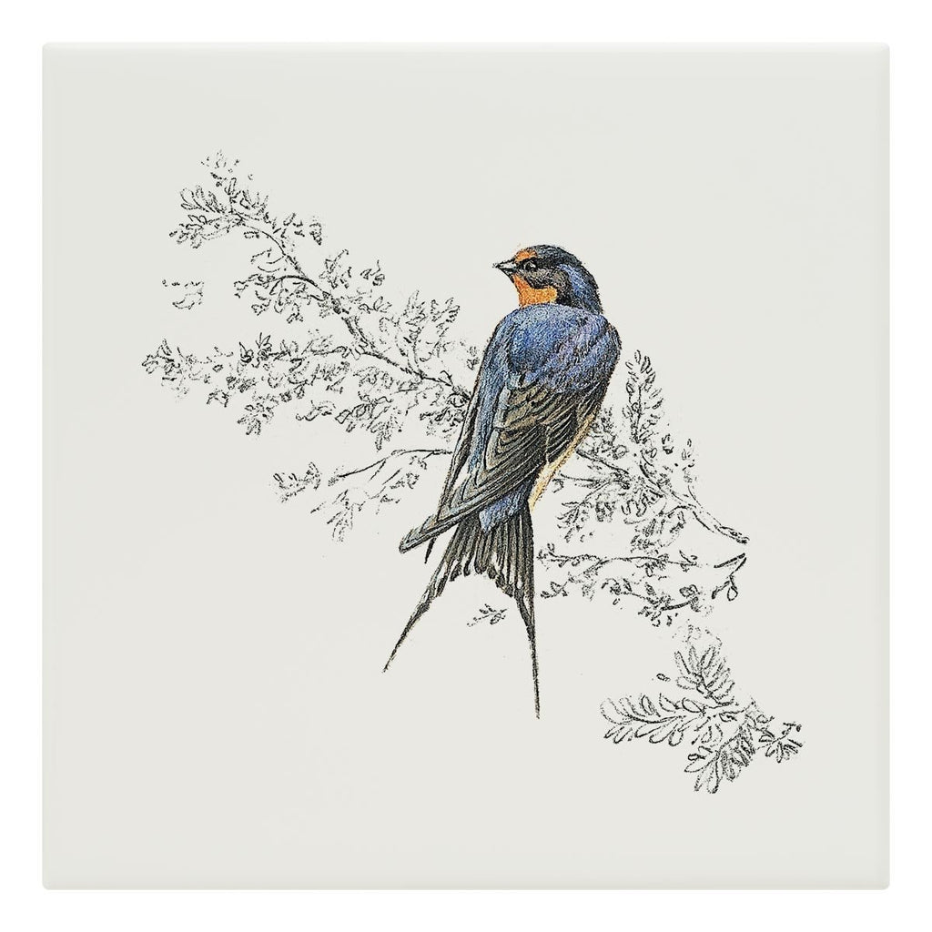 Swallow Tile - Countryman John