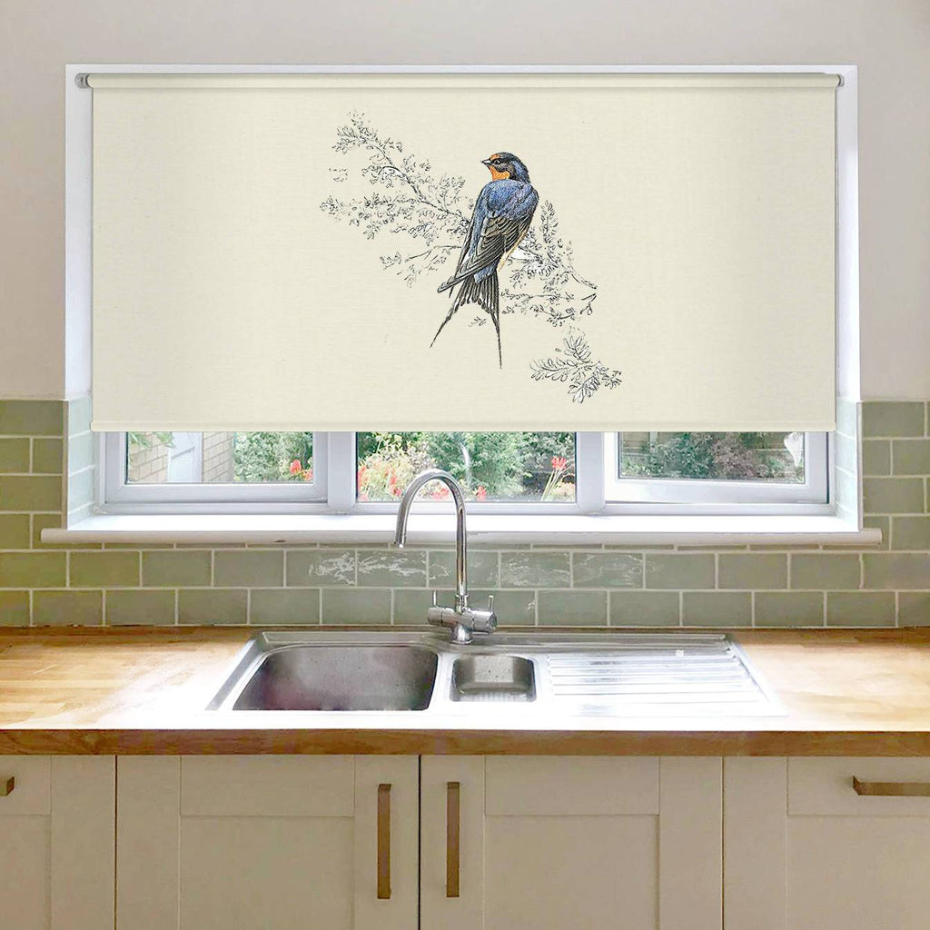 Swallow Roller Blind