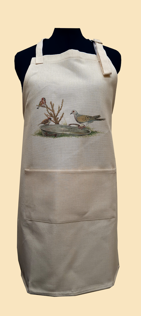 Turtle Dove Apron