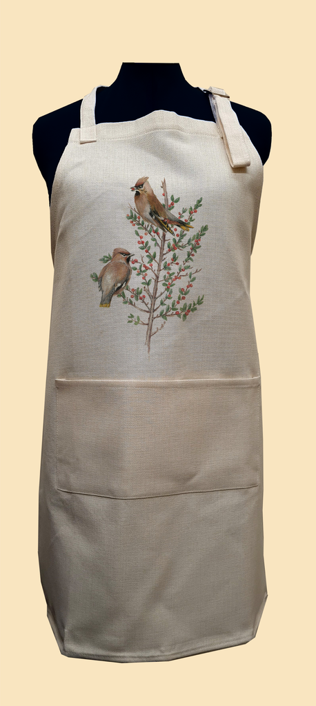 Wax Wings Apron