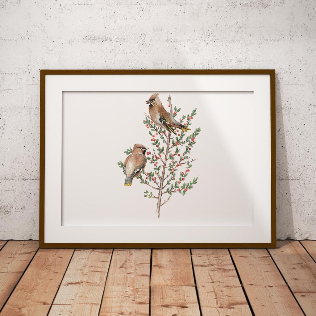 Wax Wings Wall Art Print - Countryman John