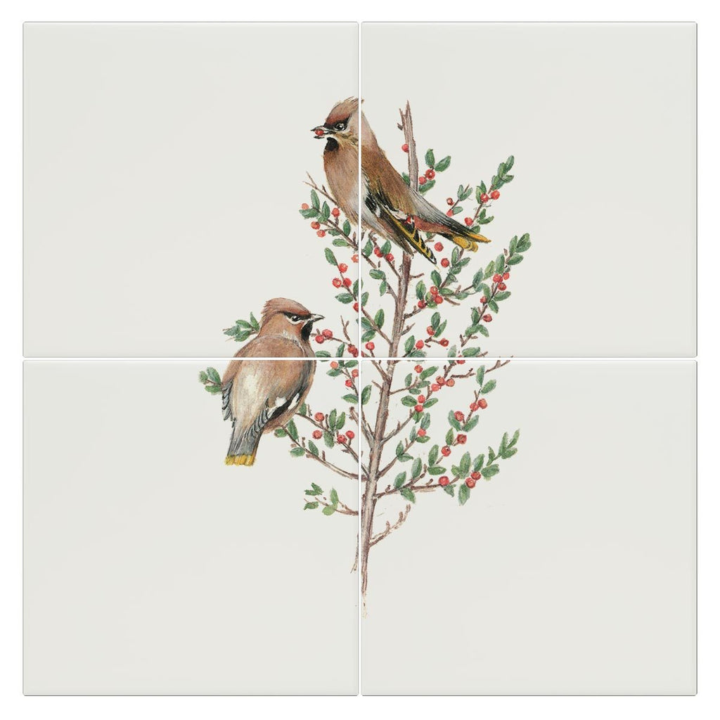 Wax Wings Tile - Countryman John
