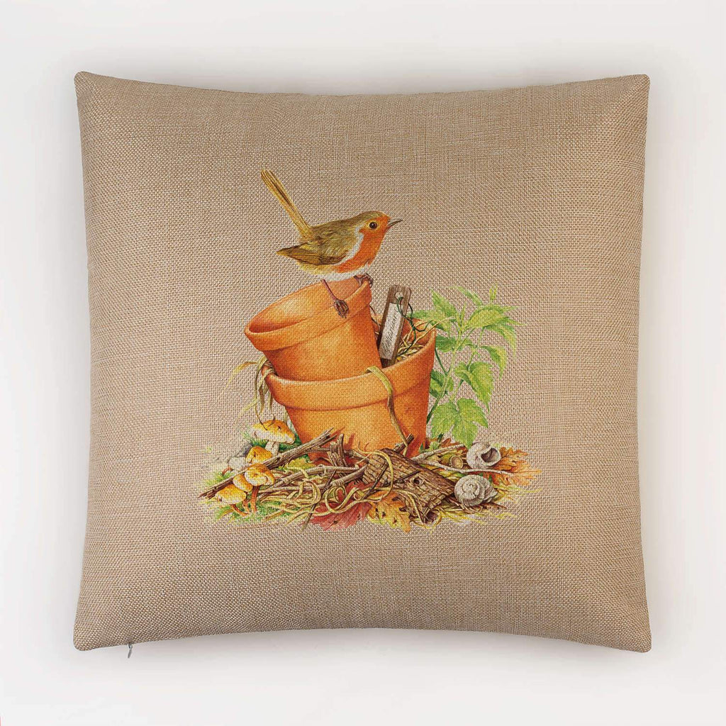 Robin Cushion - Countryman John