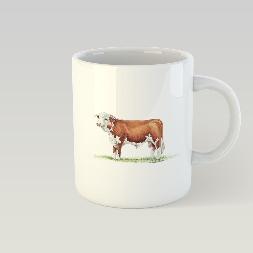 Unknown Bullock Mug - Countryman John