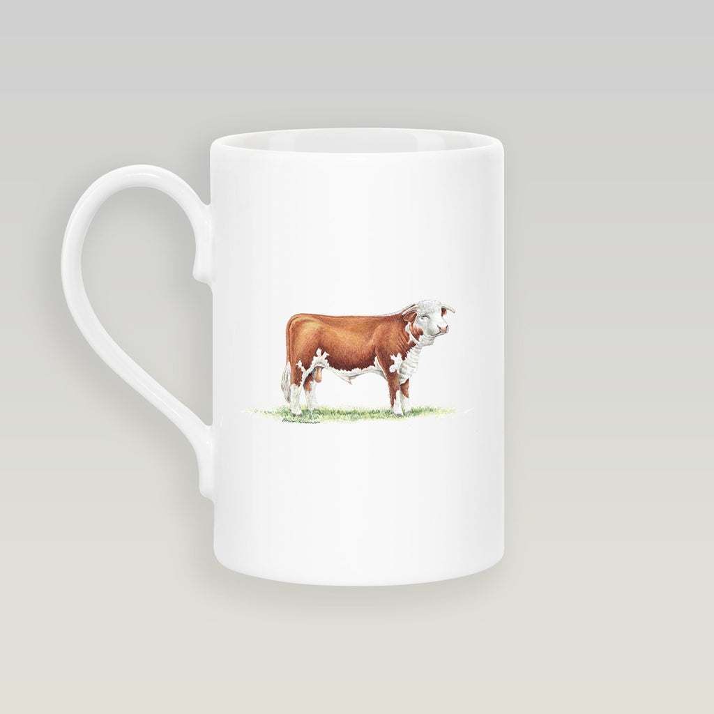 Unknown Bullock Slim Mug - Countryman John