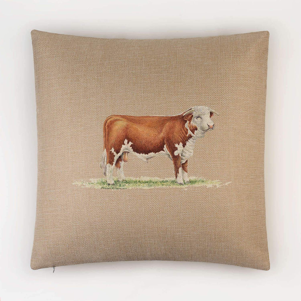 Bullock Cushion - Countryman John