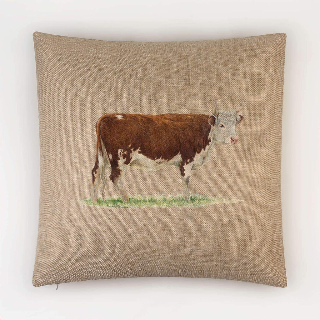 Bullock 2 Cushion - Countryman John