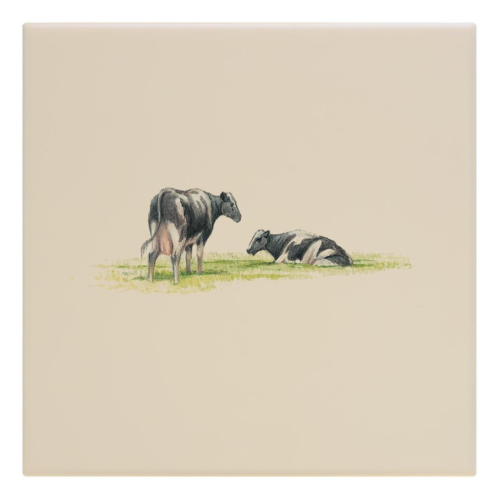 Cows Tile - Countryman John