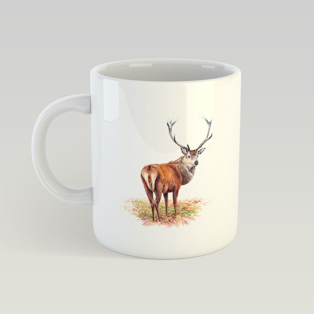 Proud Red Stag Mug - Countryman John