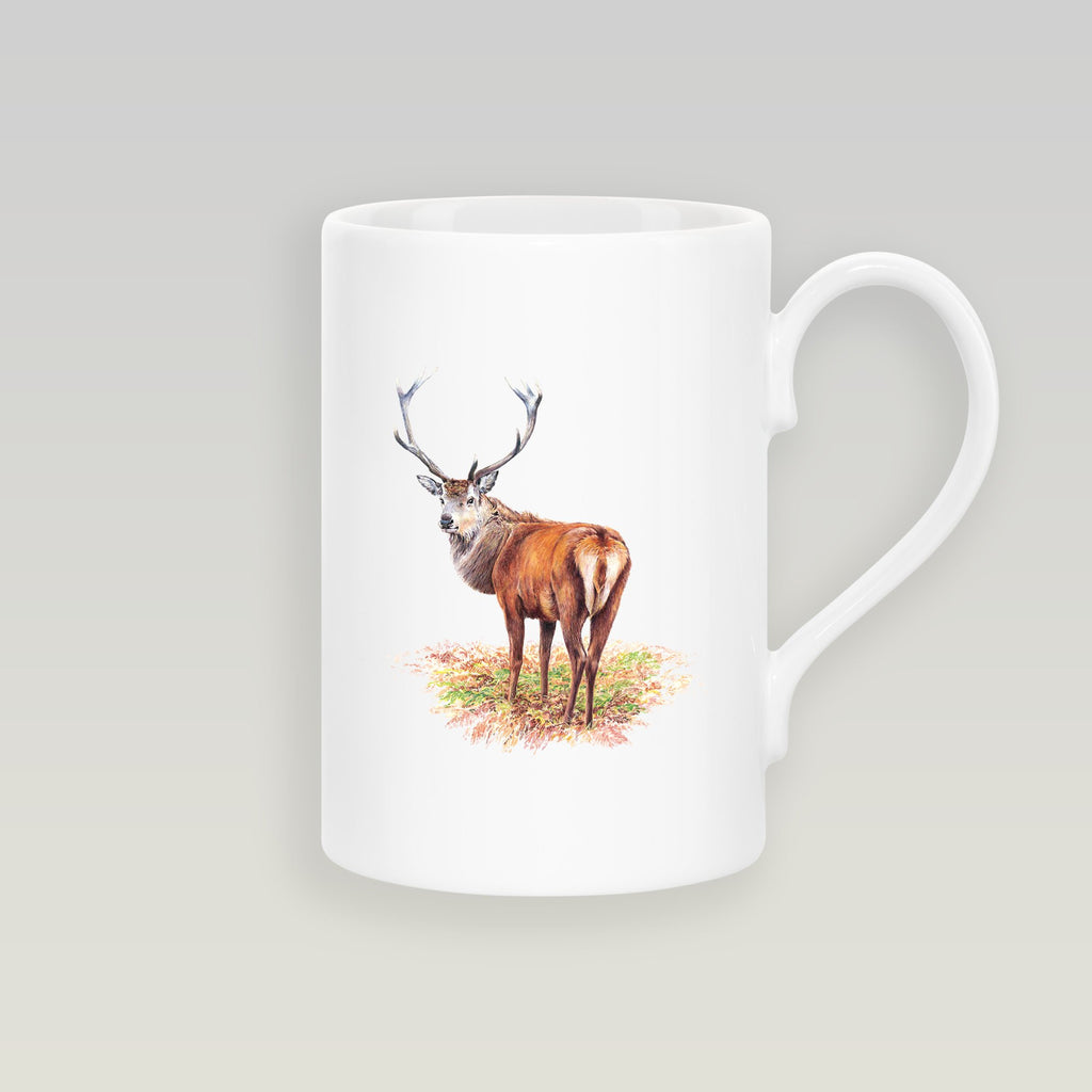Proud Red Stag Slim Mug - Countryman John