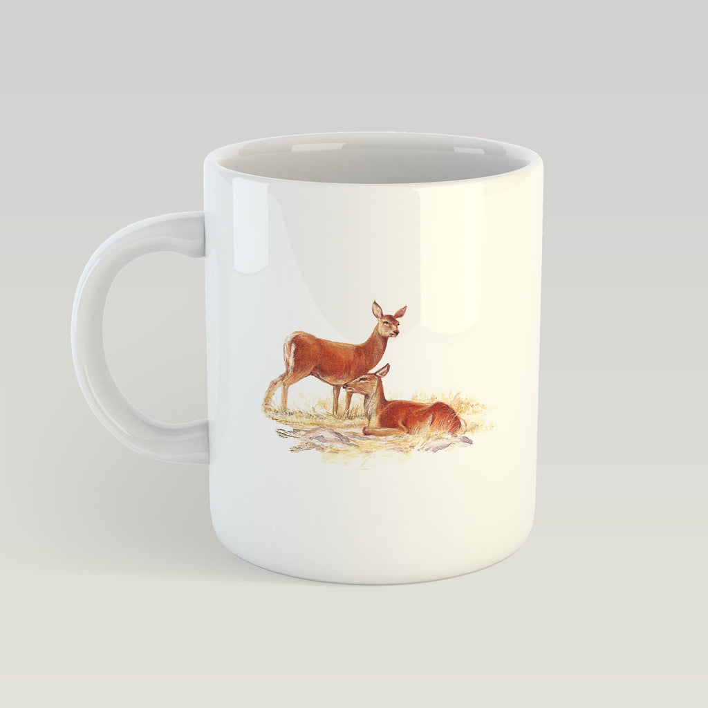 Red Hind Deer Mug - Countryman John