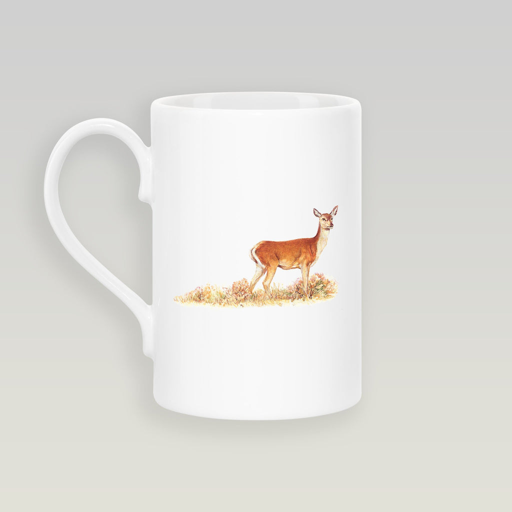 Red Calf Doe Slim Mug - Countryman John