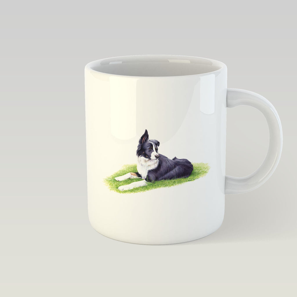 Sheep Dog Mug - Countryman John