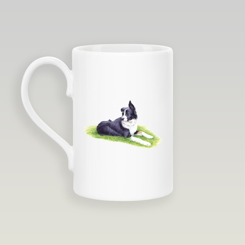 Sheep Dog Slim Mug - Countryman John