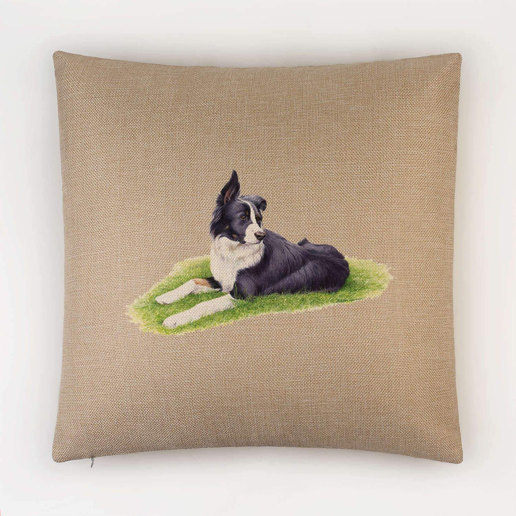 Sheep Dog Cushion - Countryman John