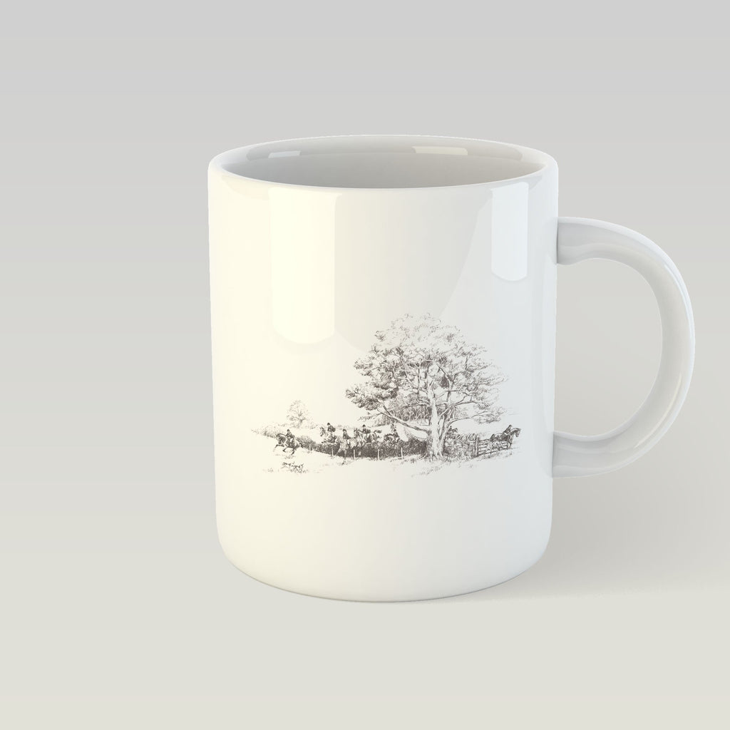 Hunt on the Move Mug - Countryman John