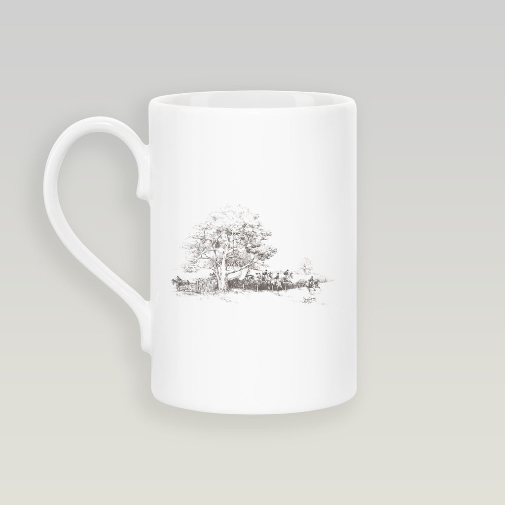 Hunt on the Move Slim Mug - Countryman John