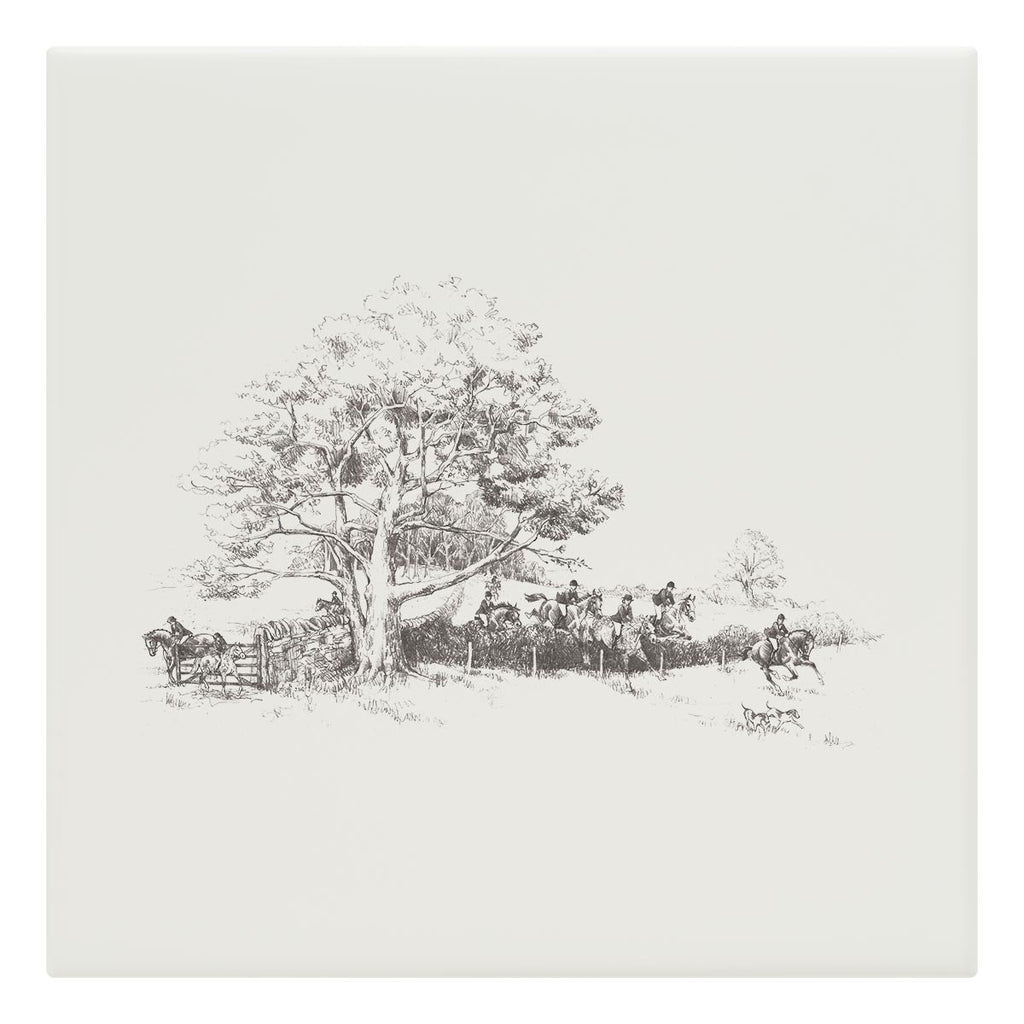 Hunt on the Move Tile - Countryman John