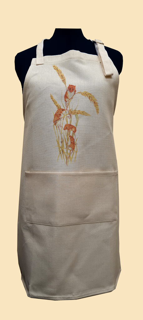 Field Mice Apron